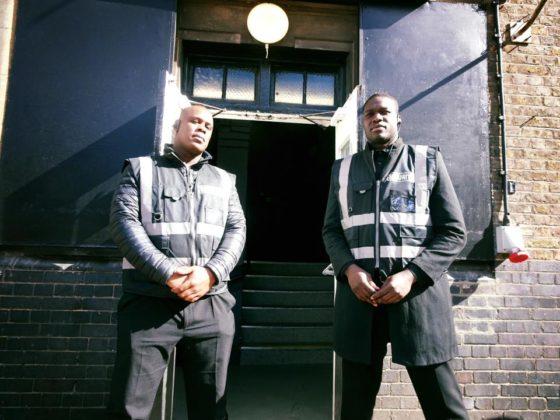 SIA door supervisors savysec security
