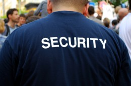 London security guard